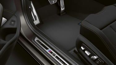 BMW M5 Edition 35 Years - sill