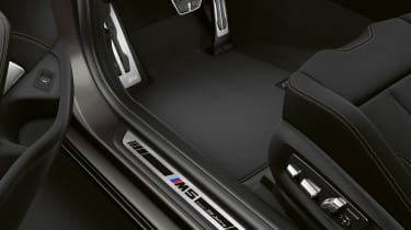 BMW M5 Edition 35 Years - sill