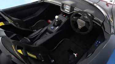 Audi A4 front handling