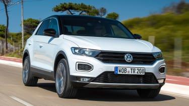 Volkswagen T-Roc - front