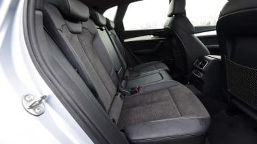 Audi Q5 - rear seats