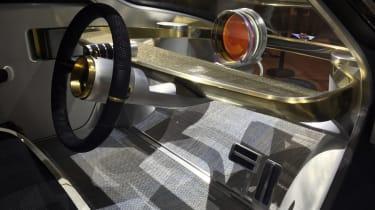 MINI Vision Next 100 concept - interior reveal