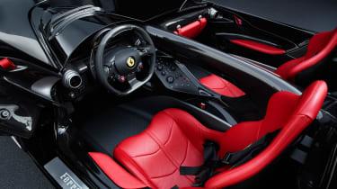 Ferrari Monza SP2 - dash