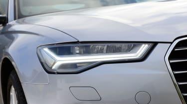 Audi A6 - lights