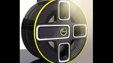 MINI Electric concept - wheel