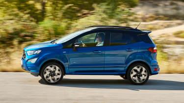 Ford EcoSport - side
