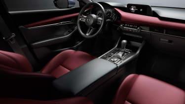 Mazda 3 - dash