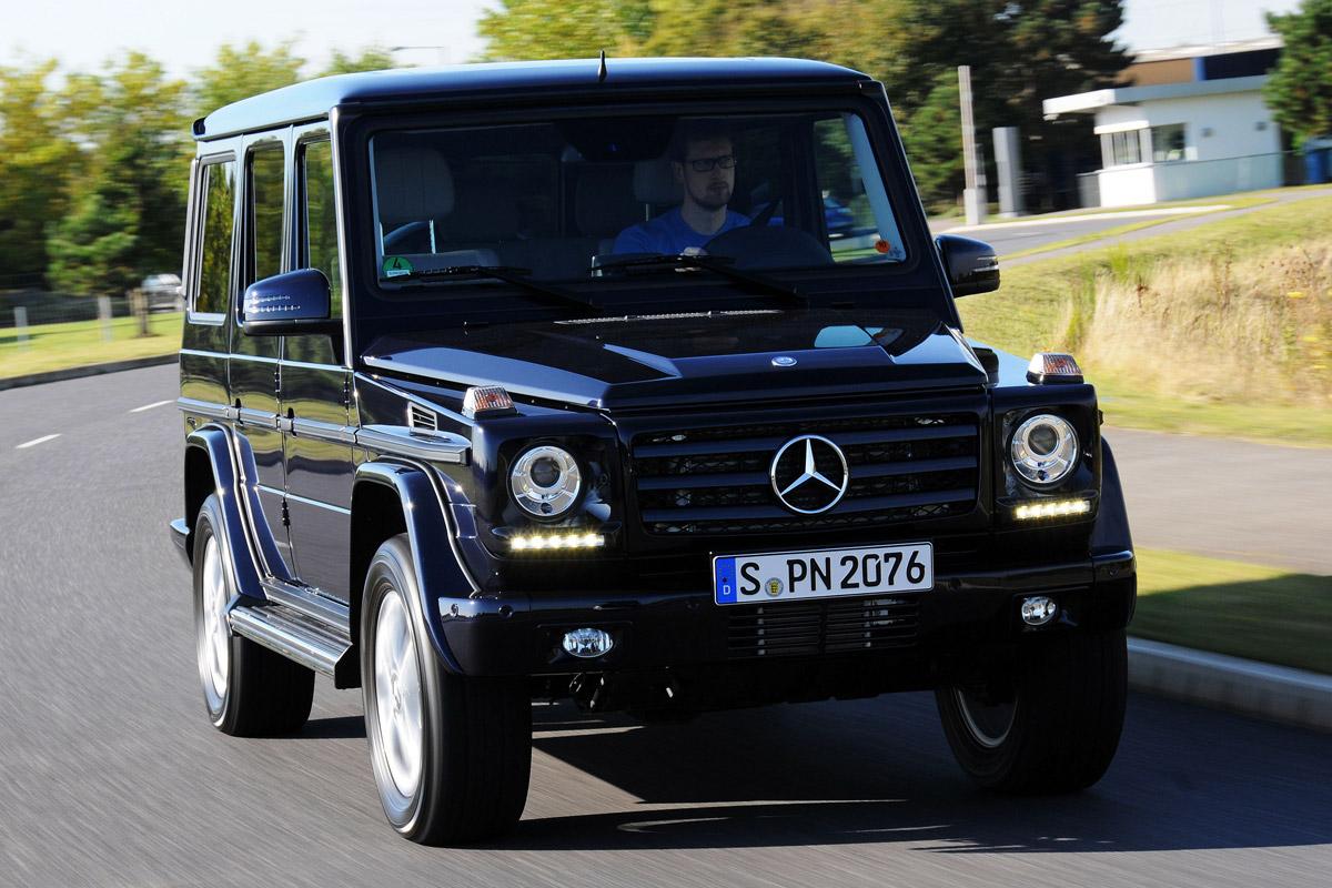 Mercedes G350 Bluetec | Auto Express