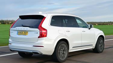 Volvo XC90 long term - rear