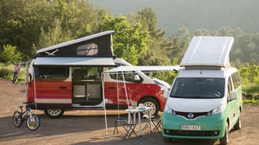 Nissan campervans