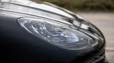 Porsche Macan prototype - light