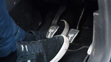 Ford Fiesta ST - long termer final report pedals