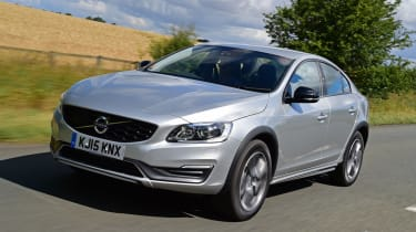 Volvo S60 Cross Country 2015 - front