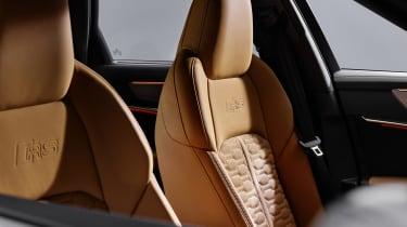 Audi RS 6 Avant - seats