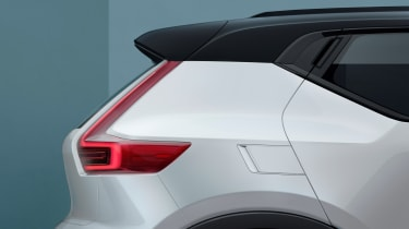 Volvo 40.1 Concept (Volvo XC40) - side detail