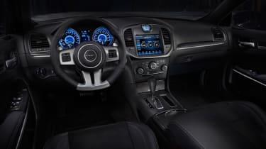 Chrysler 300C SRT8 dash