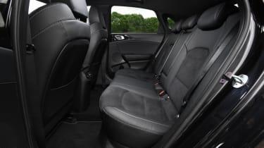 Kia Ceed rear seats