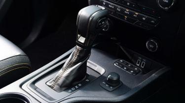 Ford Ranger Wildtrack long termer - first report transmission