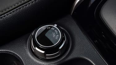 Mitsubishi L200 - drive mode