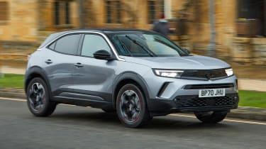 Vauxhall Mokka - front action