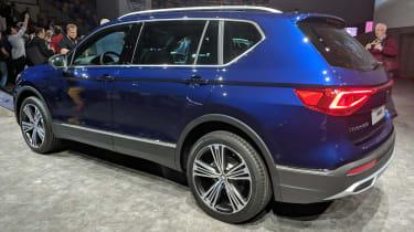 SEAT Tarraco - reveal rear