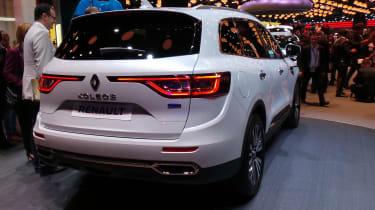 Renault Koleos - Paris rear three quarter