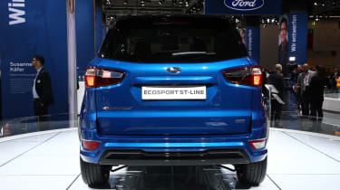 Ford EcoSport - Frankfurt full rear