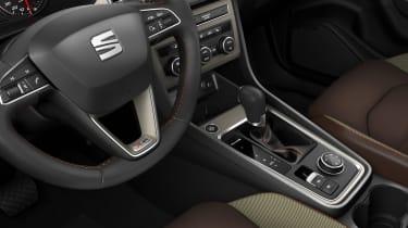 SEAT Ateca X-Perience detail