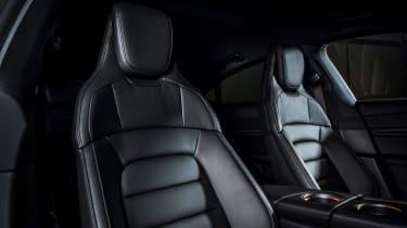 Porsche Taycan RWD - seats