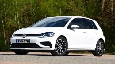 Volkswagen Golf - front static