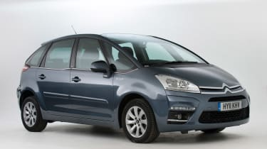 Used Citroen C4 Picasso - front