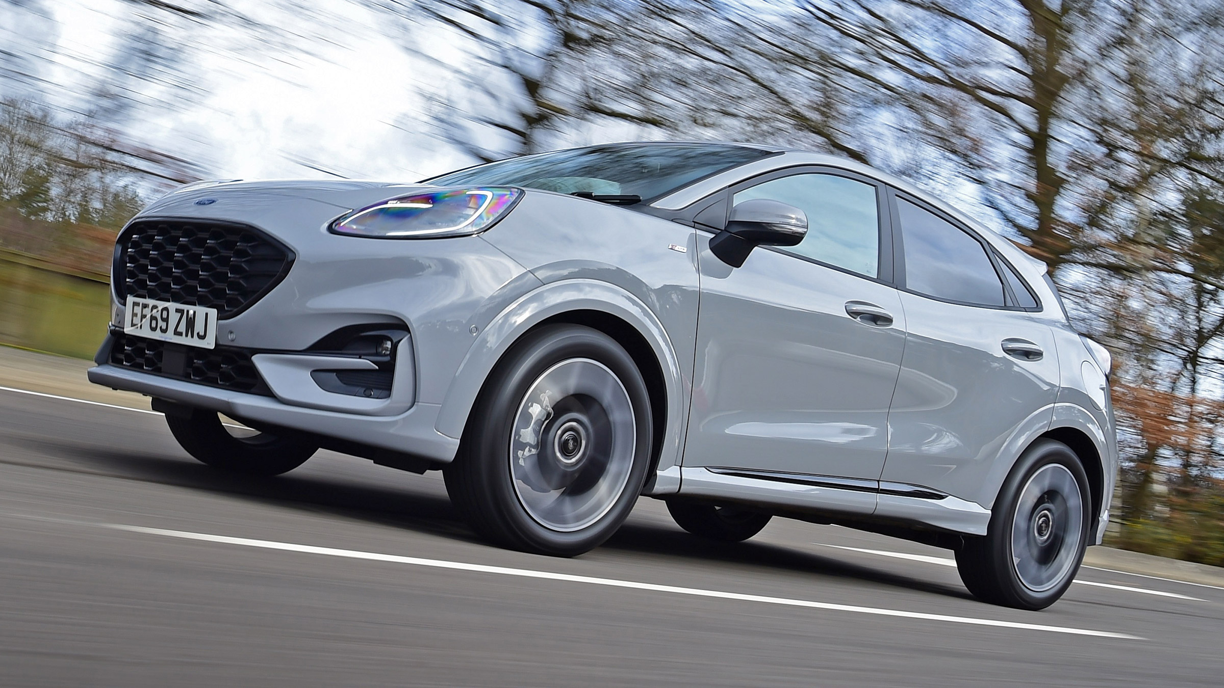 Ford Puma Review Mpg Co2 And Running Costs Auto Express