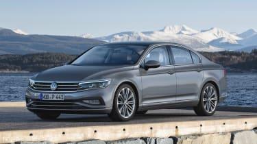 Volkswagen Passat - front static