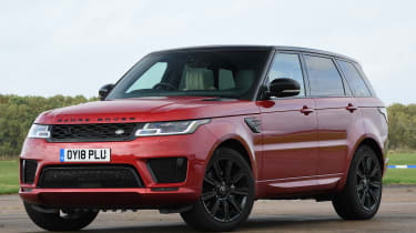 Range Rover Sport - Front Static