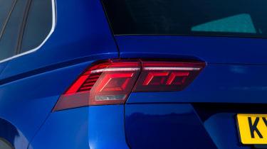 Volkswagen Tigun R - rear light