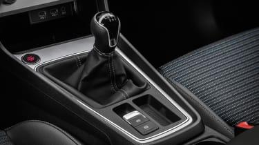 SEAT Leon - gearstick