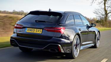 Audi RS 6 - rear