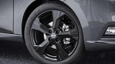 Nissan Micra N-Tec - wheel