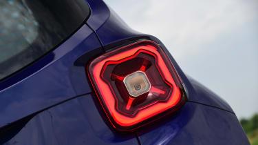 Jeep Renegade - rear light