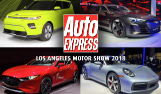LA Motor Show 2018 - header
