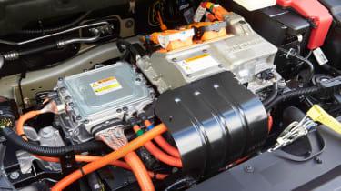 Citroen Berlingo Electric L2  - engine