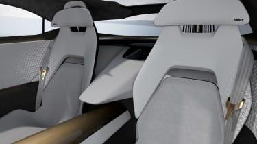 Nissan IMQ concept - rear seats