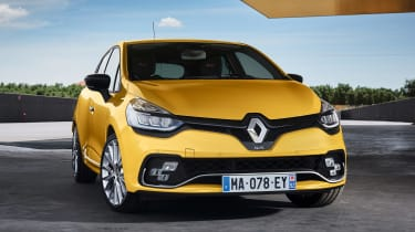Renault Clio RS - front static