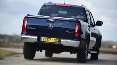 Mercedes X-Class - rear
