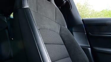 Porsche Taycan 4S - seat