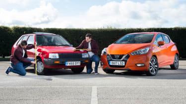 Long term Nissan Micra - second report - header