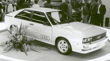 Best cars of the 80s: Audi Quattro