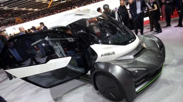 Italdesign Airbus Pop.Up
