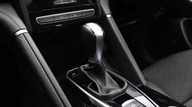 Renault Koleos - gear lever
