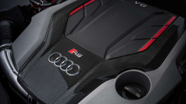 Audi RS 5 Carbon Edition - engine